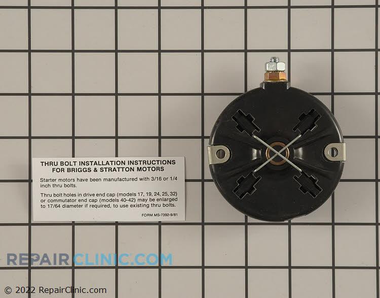 Starter Motor Brushes 395537          Alternate Product View