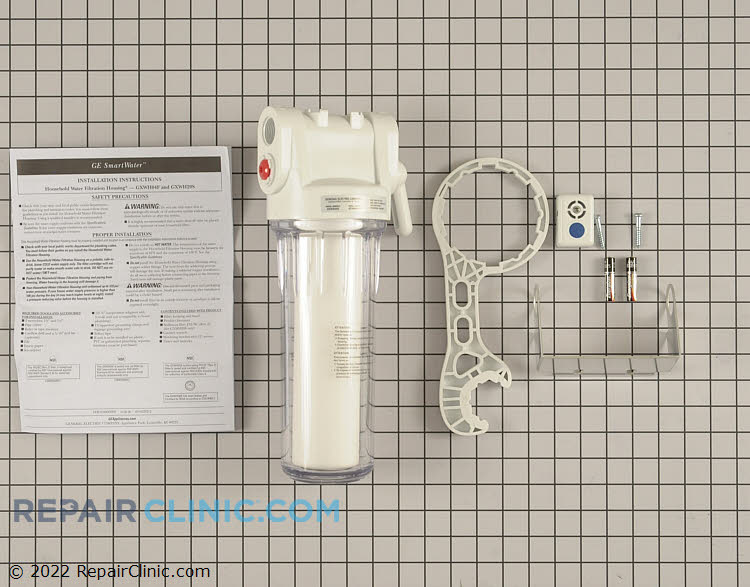 Water Filter GXWH20S Alternate Product View