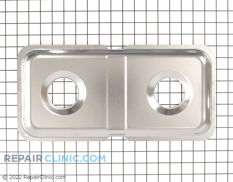 Burner Drip Pan WB32K10016      Alternate Product View