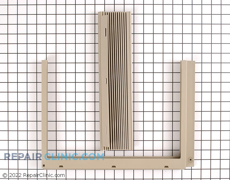 Window Side Curtain and Frame 10659801 Alternate Product View