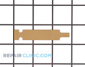 Drum Slide, Glide, or Pad - Part # 1166078 Mfg Part # WP37001298