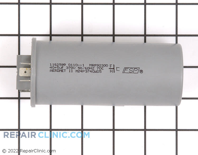 Capacitor 8201652 Alternate Product View
