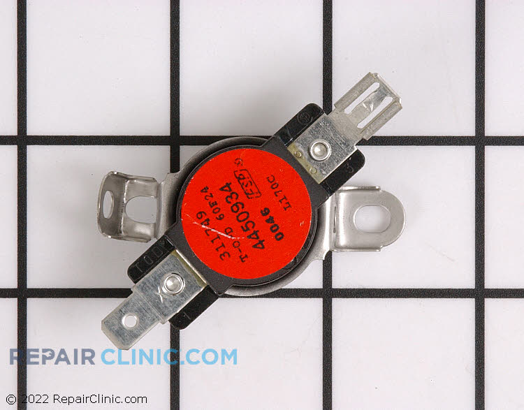 Thermal Fuse WP4450934 Alternate Product View