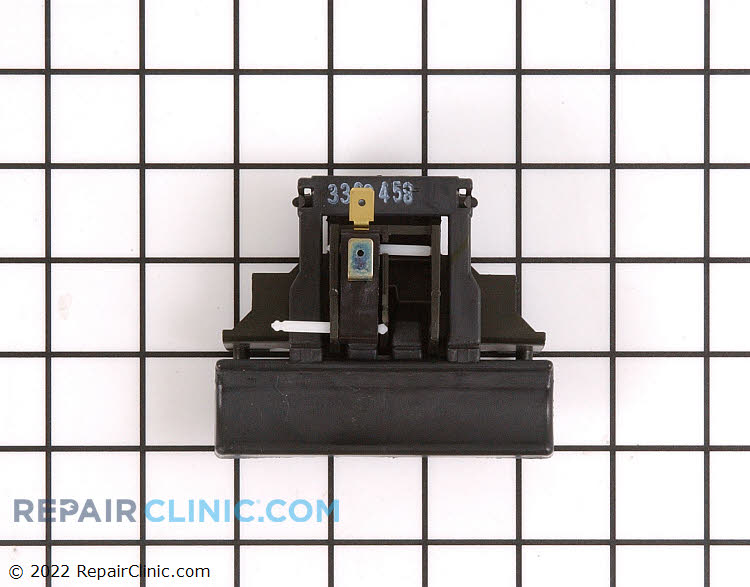 Door Latch WP3369458 Alternate Product View