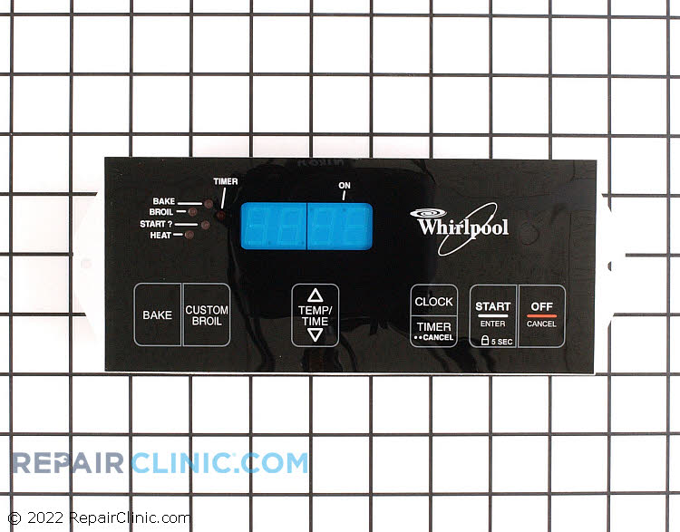Oven Control Board WP6610464 Alternate Product View