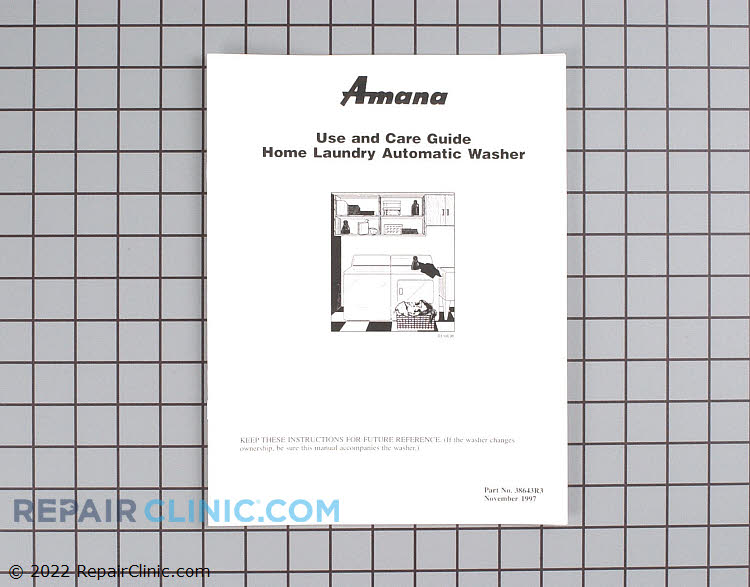 Manuals, Care Guides & Literature 308643          Alternate Product View