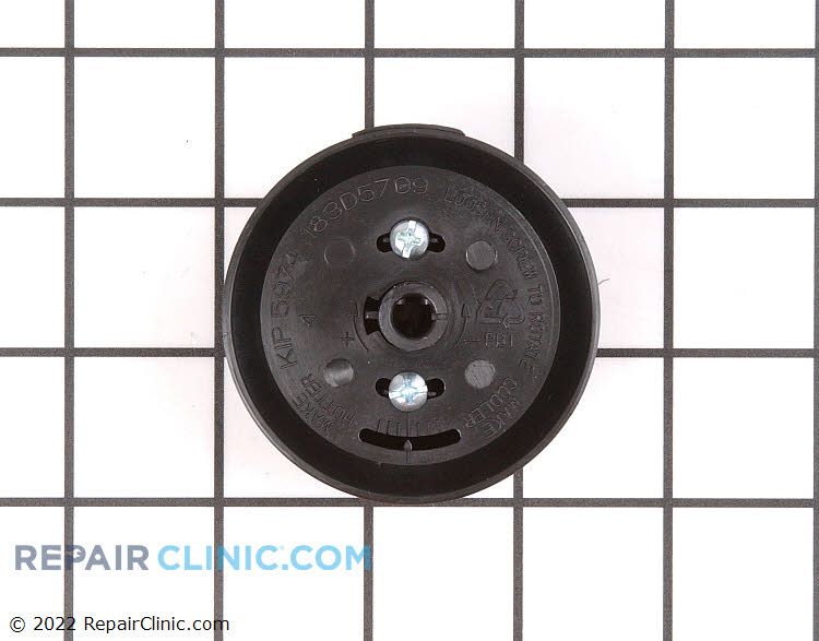 Thermostat Knob WB03K10037 Alternate Product View