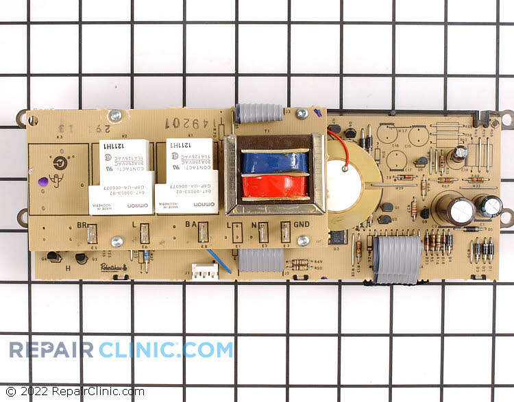 Circuit Board & Timer 342145 Alternate Product View