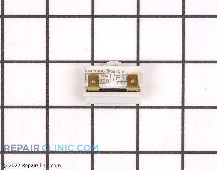 Thermal Fuse WP3368928 Alternate Product View