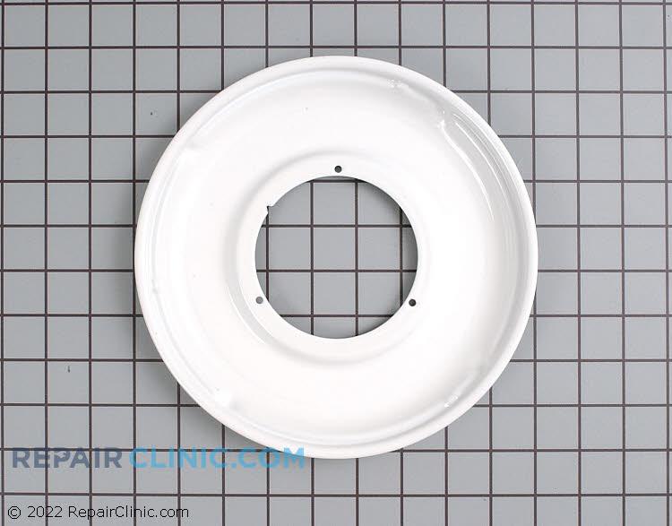 Burner Drip Pan WB31M11 Alternate Product View