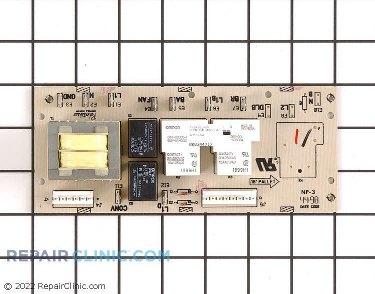 Relay Board WP74001870 Alternate Product View