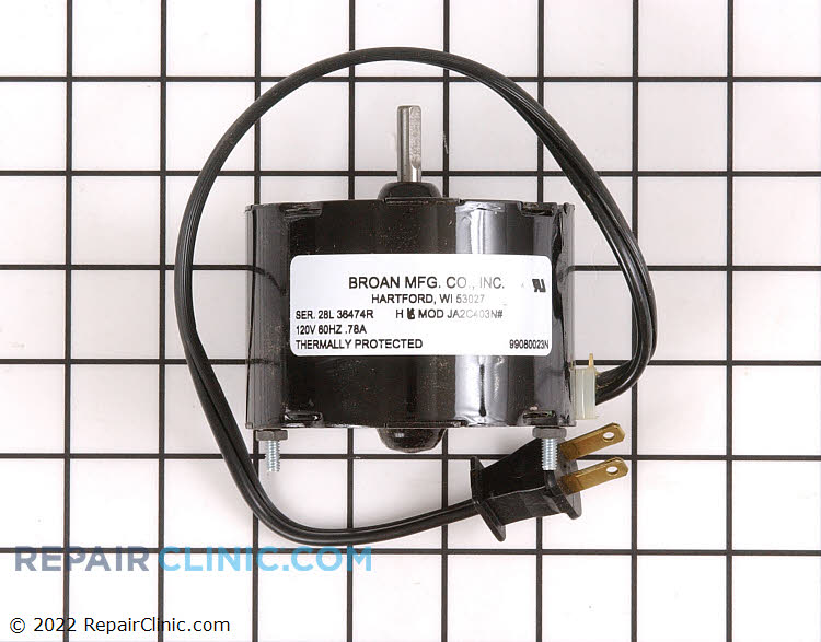 Fan Motor S99080023       Alternate Product View