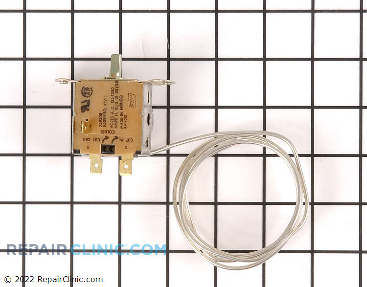 Thermostat WP759308 Alternate Product View