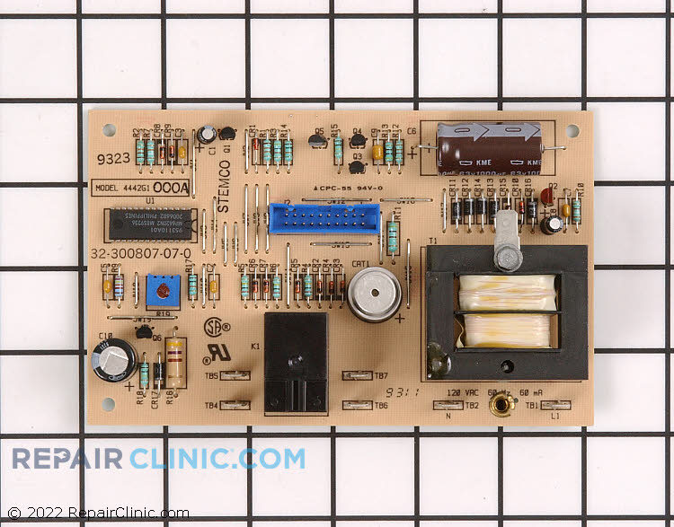 Oven Control Board Y0300807 Alternate Product View