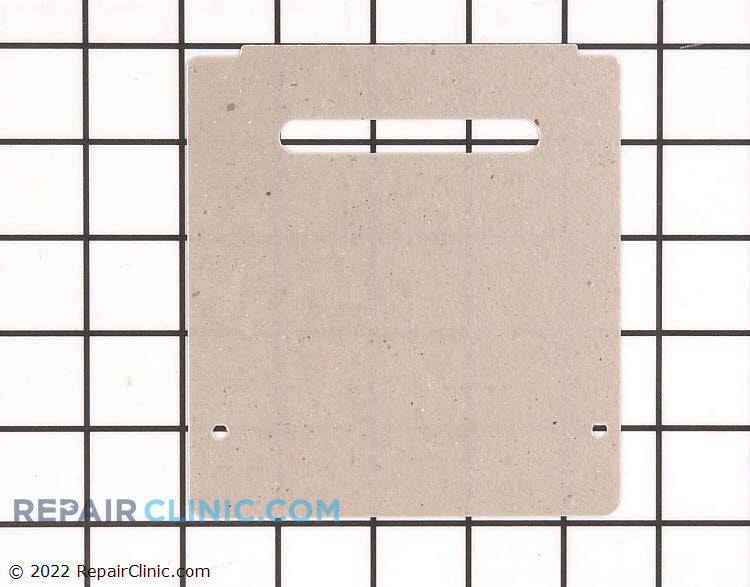 Waveguide Cover WB06X10104 Alternate Product View