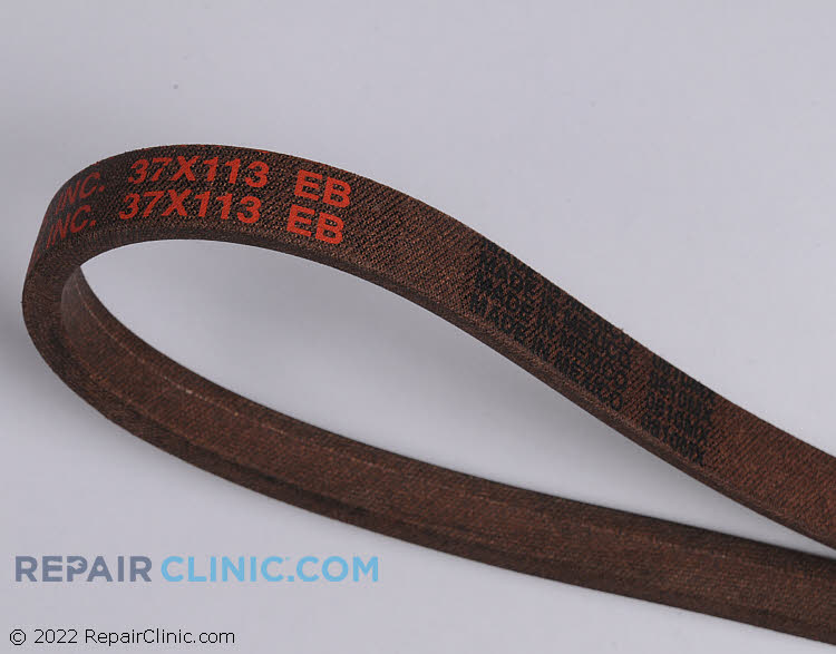 V-Belt 37X113MA        Alternate Product View