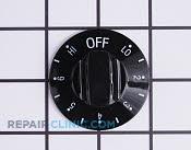 Control Knob - Part # 1706448 Mfg Part # 1845D040