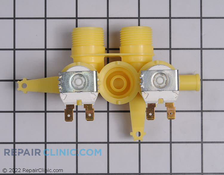 Water Inlet Valve WH12X1075 Alternate Product View