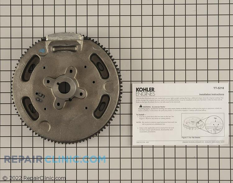 Kohler 24-025-58-S Flywheel