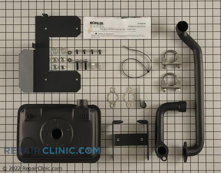 Muffler 24 786 19-S Alternate Product View