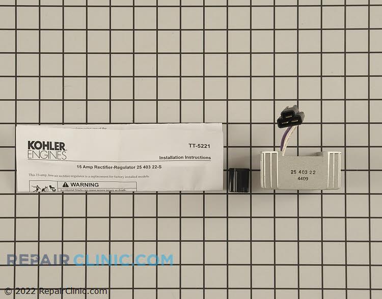 Voltage Regulator 25 403 22-S Alternate Product View