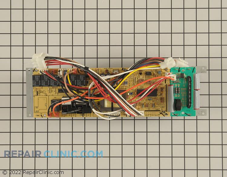 Oven Control Board WP74006363 Alternate Product View