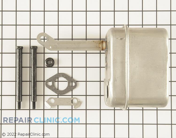 Muffler 497141          Alternate Product View