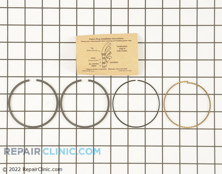 Piston Ring Set 791098          Alternate Product View