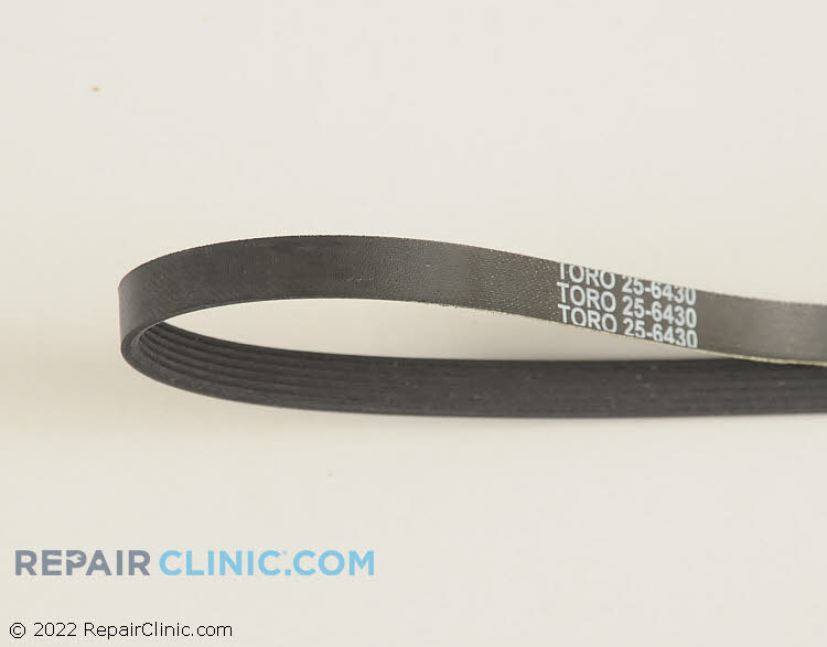 Drive Belt 25-6430         Alternate Product View