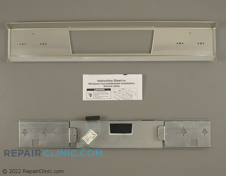 Touchpad and Control Panel W10122296 Alternate Product View