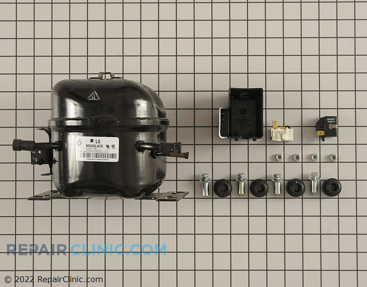Compressor RF-1750-49      Alternate Product View