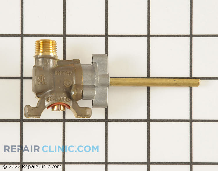 Surface Burner Valve 00415516 Alternate Product View