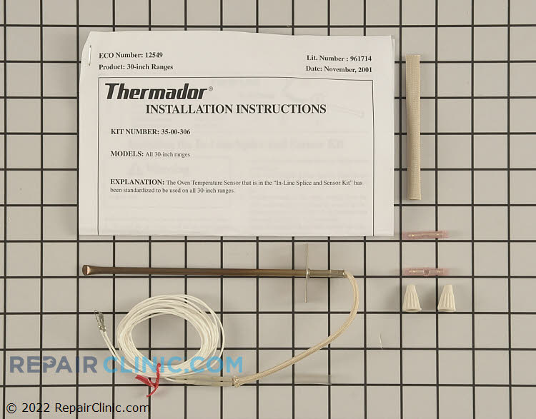 Temperature Sensor 00414152 Alternate Product View