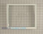 Glass Crisper Cover - Part # 2314033 Mfg Part # W10508993