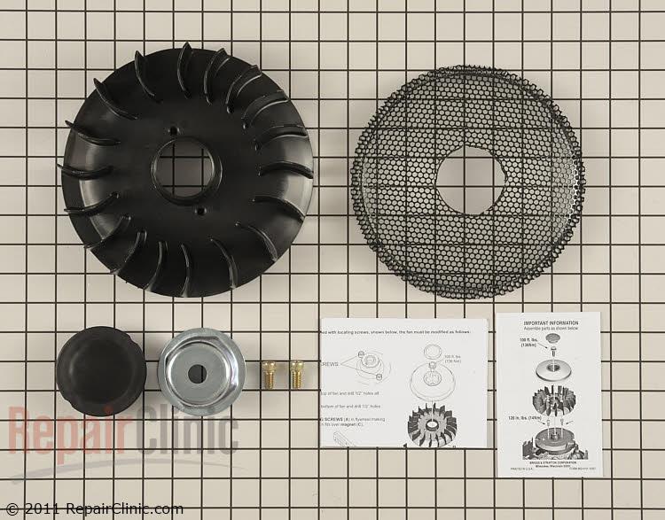 Flywheel Fan 796200          Alternate Product View