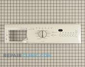 Control Panel - Part # 1471794 Mfg Part # WPW10192972