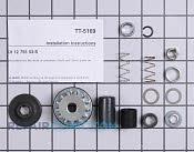 Starter Gear - Part # 1609959 Mfg Part # 12 755 53-S