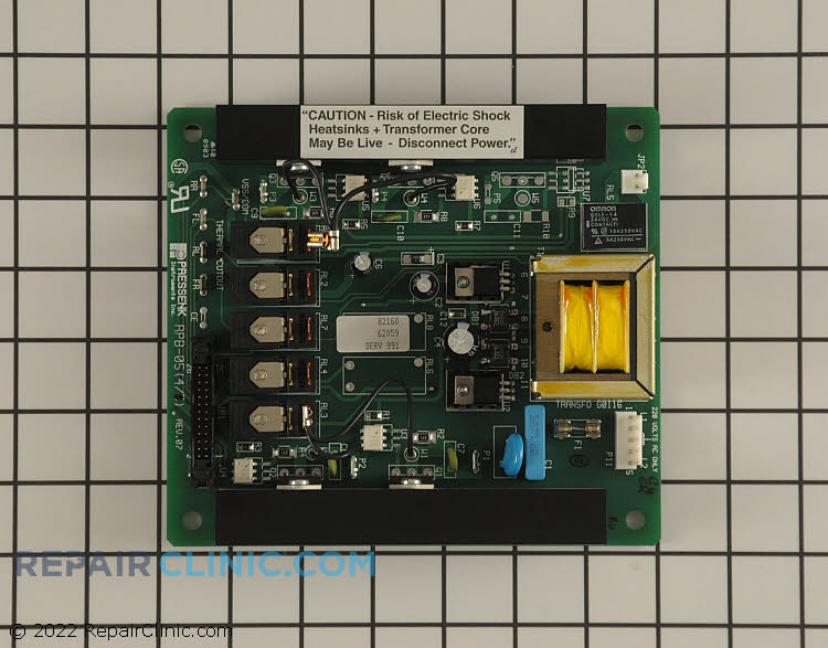 Relay Board 62059 Alternate Product View