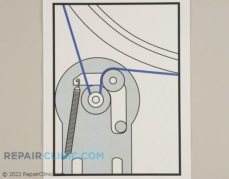 Drive Belt 5303281154 Alternate Product View