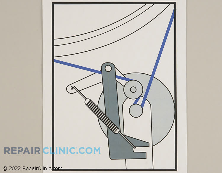 Drive Belt 5307537239 Alternate Product View