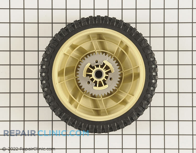 Wheel Assembly 934-04348 Alternate Product View