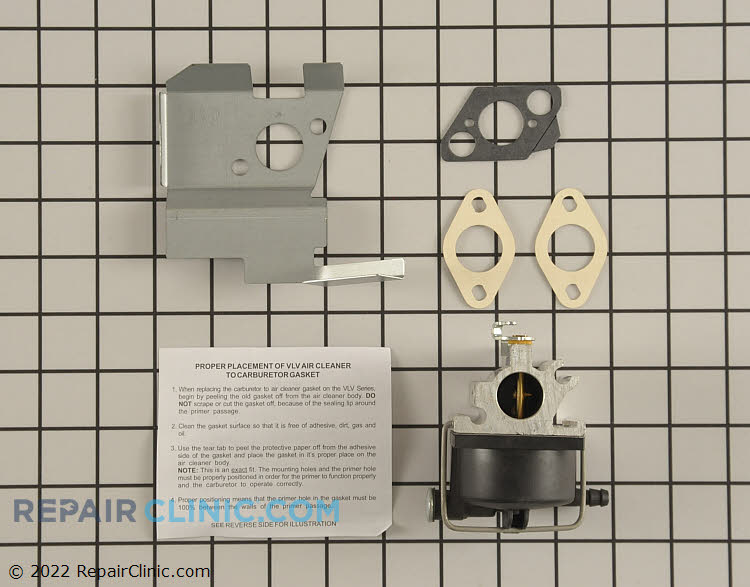 Carburetor 640020B Alternate Product View
