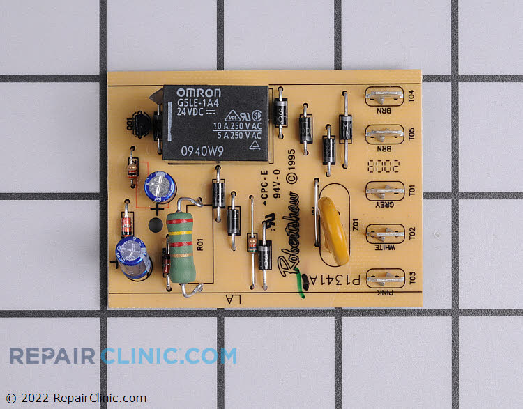 Control Board 61003072        Alternate Product View