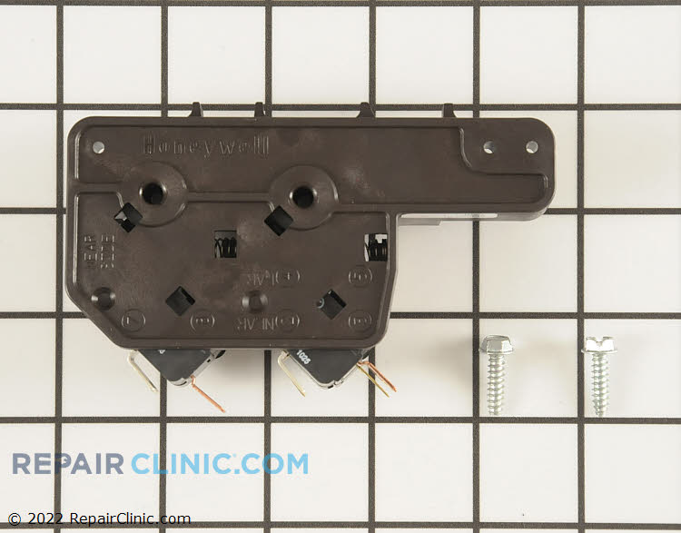 Interlock Switch 12002636        Alternate Product View