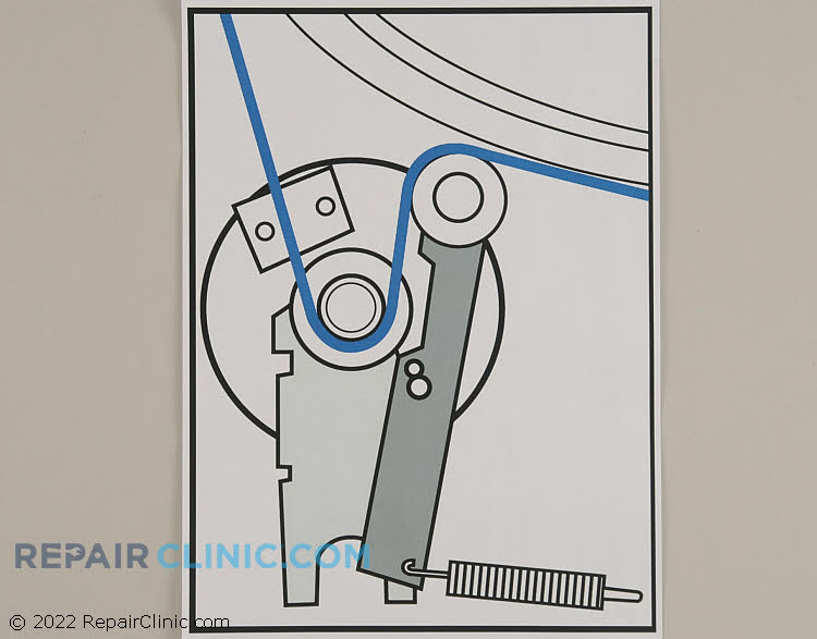Drive Belt 5308027638 Alternate Product View
