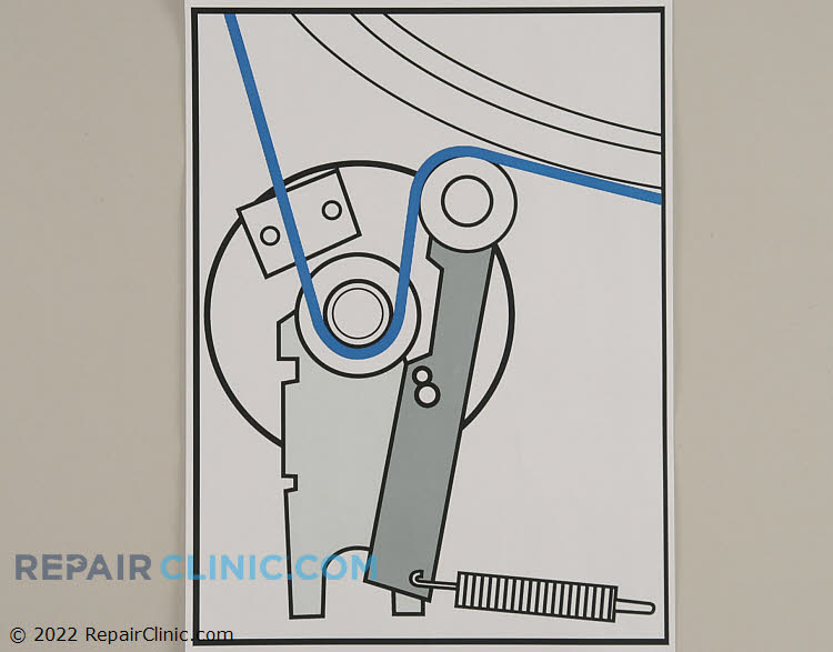 Drive Belt 5308057424      Alternate Product View