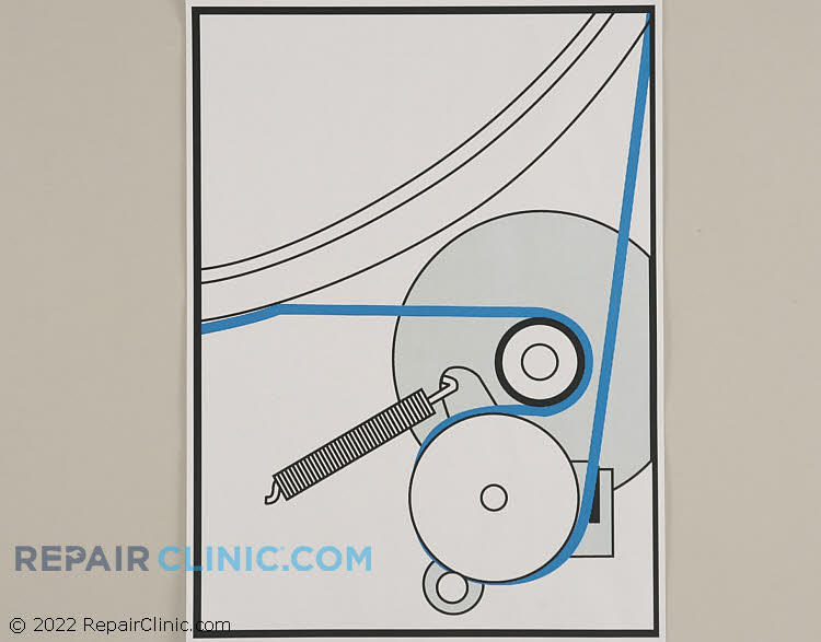 Drive Belt WPY312959 Alternate Product View