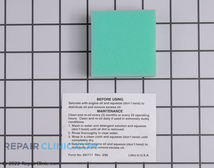 Air Filter 450252          Alternate Product View