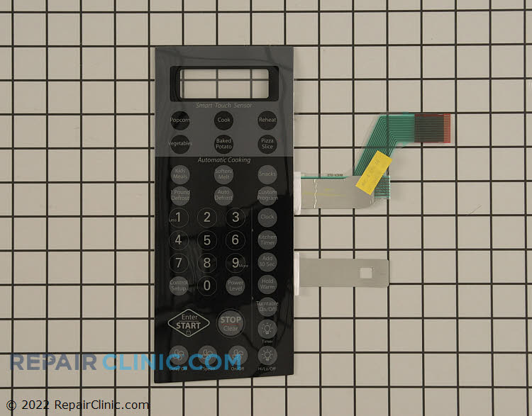 Touchpad DE34-00233W Alternate Product View