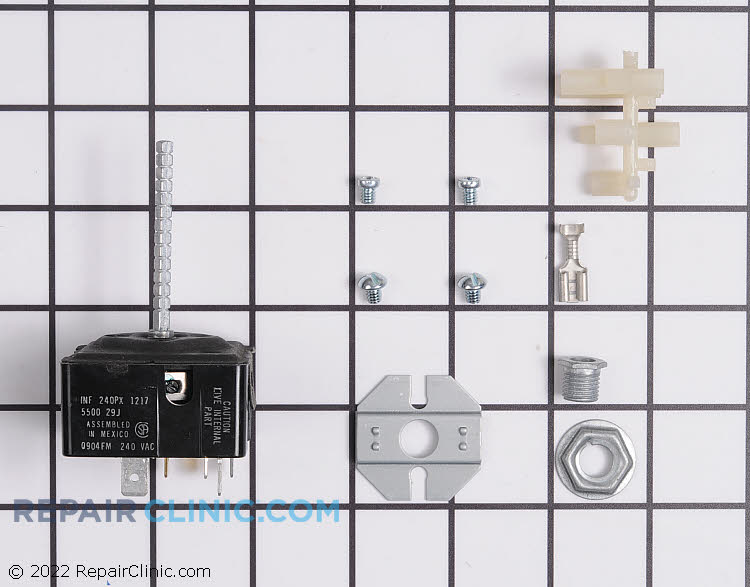 Surface element control switch kit